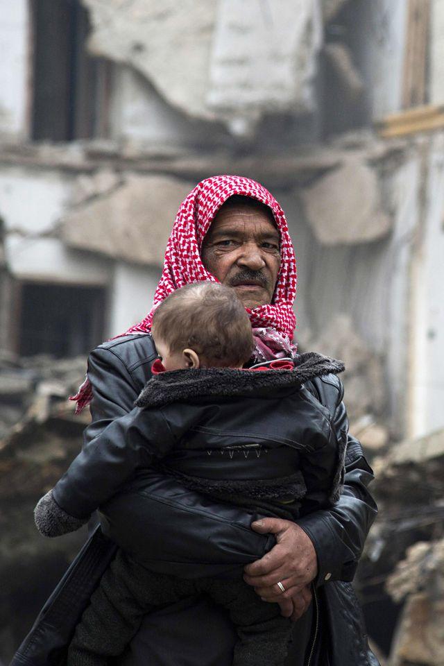Alep (13 décembre 2016)