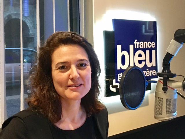 Stéphanie Briquel-Manas, psychologue clinicienne