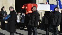 Georges Prêtre inhumé en silence et dans l'intimité