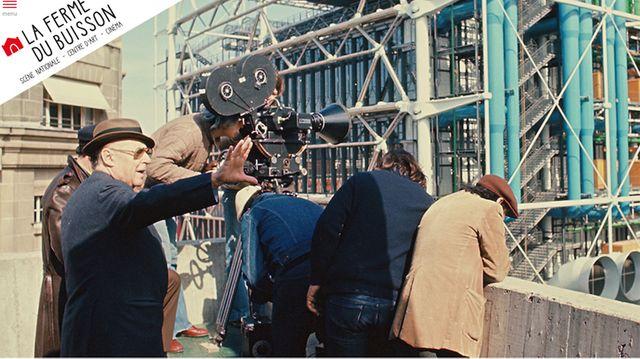 En mars 2017, le centre d'art La ferme du buisson, projettera le film de Robert Rosselini sur l'ouveture du Centre Beaubourg