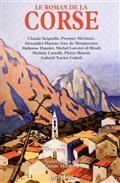 """Couverture de """"le roman de la Corse"""""""