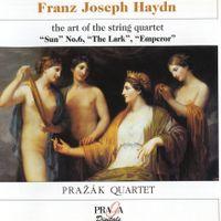 Quatuor a cordes en La Maj op 20 n°6 HOB III : 36 : Adagio cantabile - Quatuor Prazak