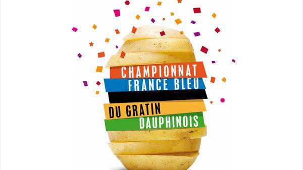 Finale du championnat France Bleu du gratin dauphinois