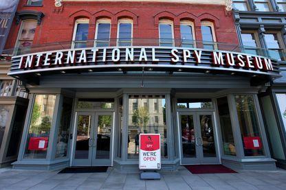 Musée de l'espionnage à Washington