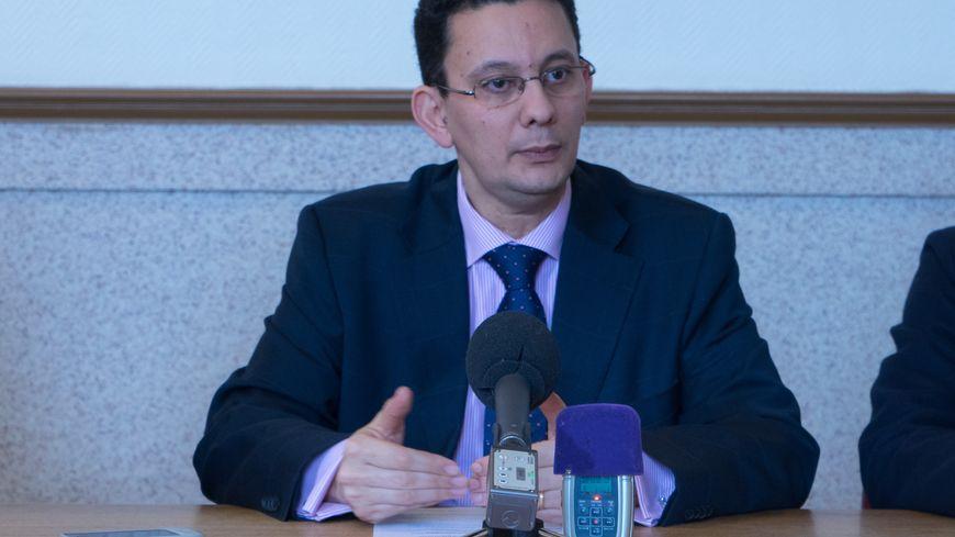 Matthieu Bourrette, procureur de la République de Reims