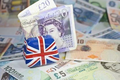 Brexit  et la livre sterling