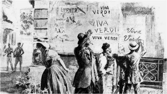 Célébrons le grand compositeur italien, et le héros du Risorgimento !