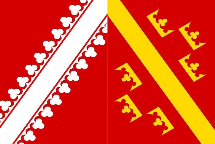 Le drapeau alsacien de 1949