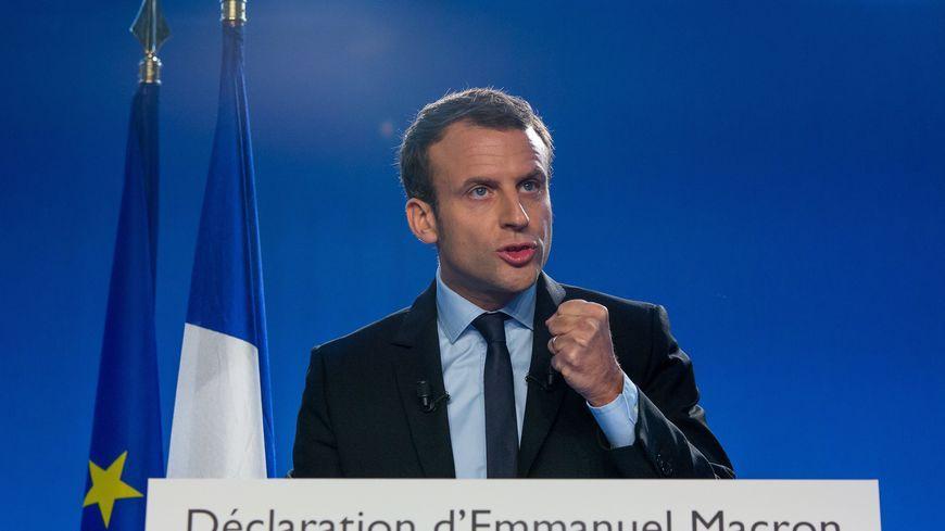 Emmanuel Macron, candidat à la présidentielle réunit 550 militants périgourdins