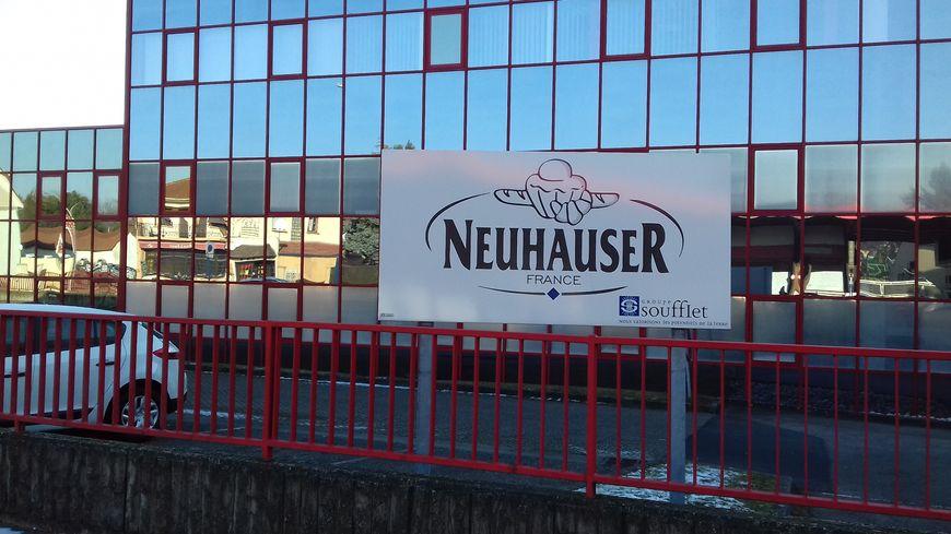 Le siège de Neuhauser à Folschviller.