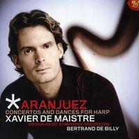 La vie brève : Danse espagnole n°1 pour orchestre / réduction pour harpe - Xavier De Maistre