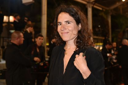 Mazarine Pingeot, Festival de Cannes - 12 mai 2016