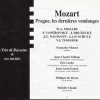 Das lied der Trennung k 519 - pour soprano et 3 cors de basset