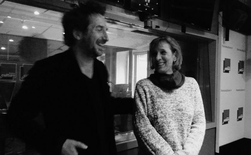 Edouard Baer et Emilie Deleuze