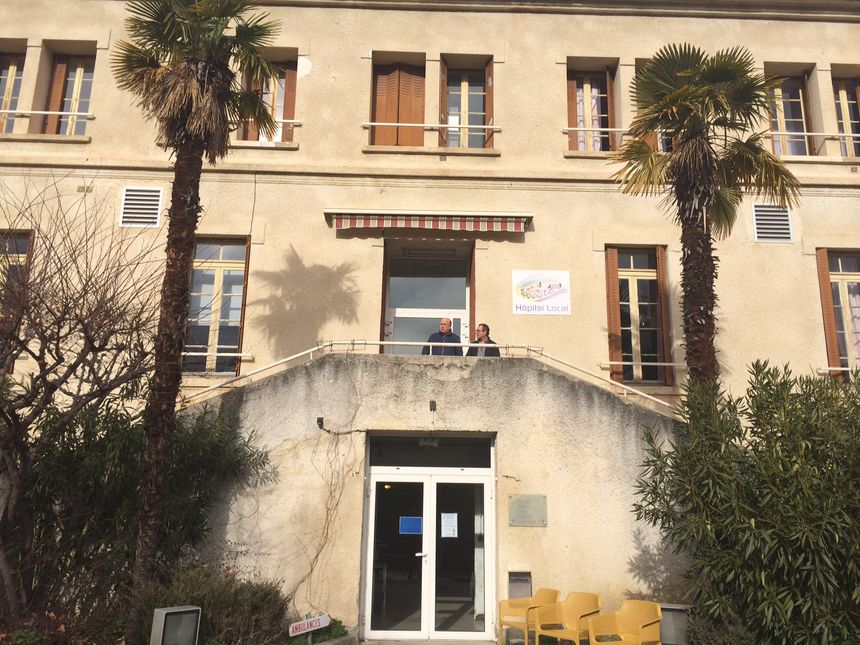 Un collectif pour la défense de l'hôpital de Buis-les-Baronnies a été créé.