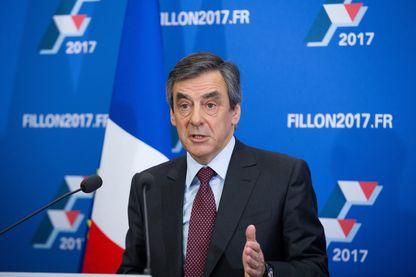 Voeux de François Fillon de 2017