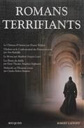 "Couverture de ""Romans terrifiants"""