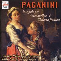 Duetto amoroso pour mandoline et guitare : Assentiment - Carlo Aonzo