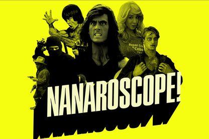 Arte créative lance la série documentaire Nanaroscope !
