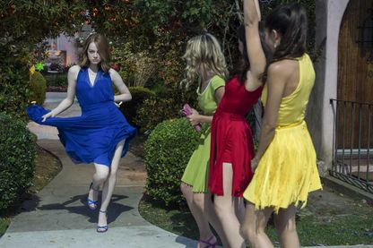 La La Land : Photo Emma Stone