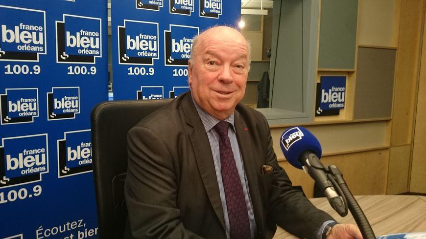 Le député (LR) de Montargis, Jean-Pierre Door