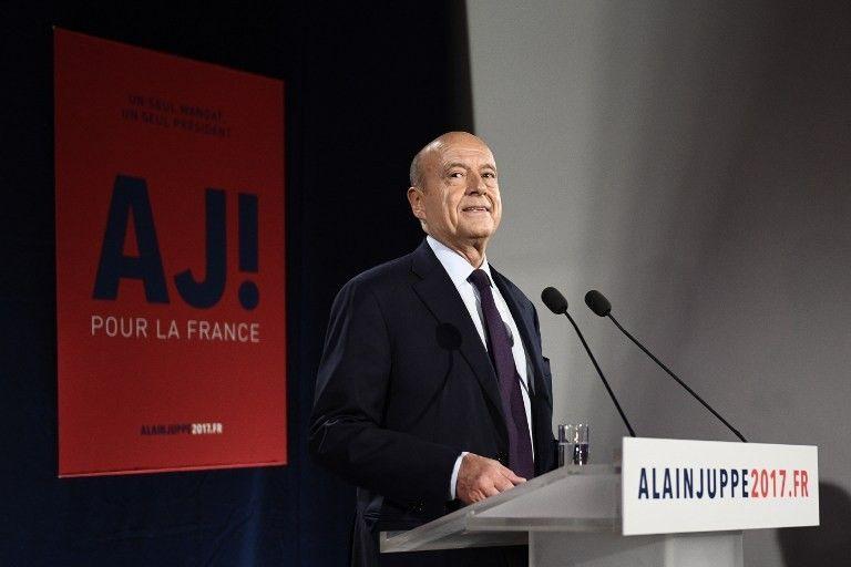 Pendant des mois Alain Juppé a été donné vainqueur de la primaire de la droite par les instituts de sondages