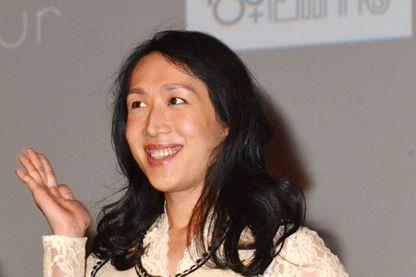 Sony Chan à l'ouverture du 20e festival LGBT à Paris - 25 novembre 2014