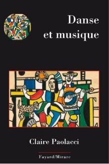 """Claire Paolacci """"Danse et musique"""""""