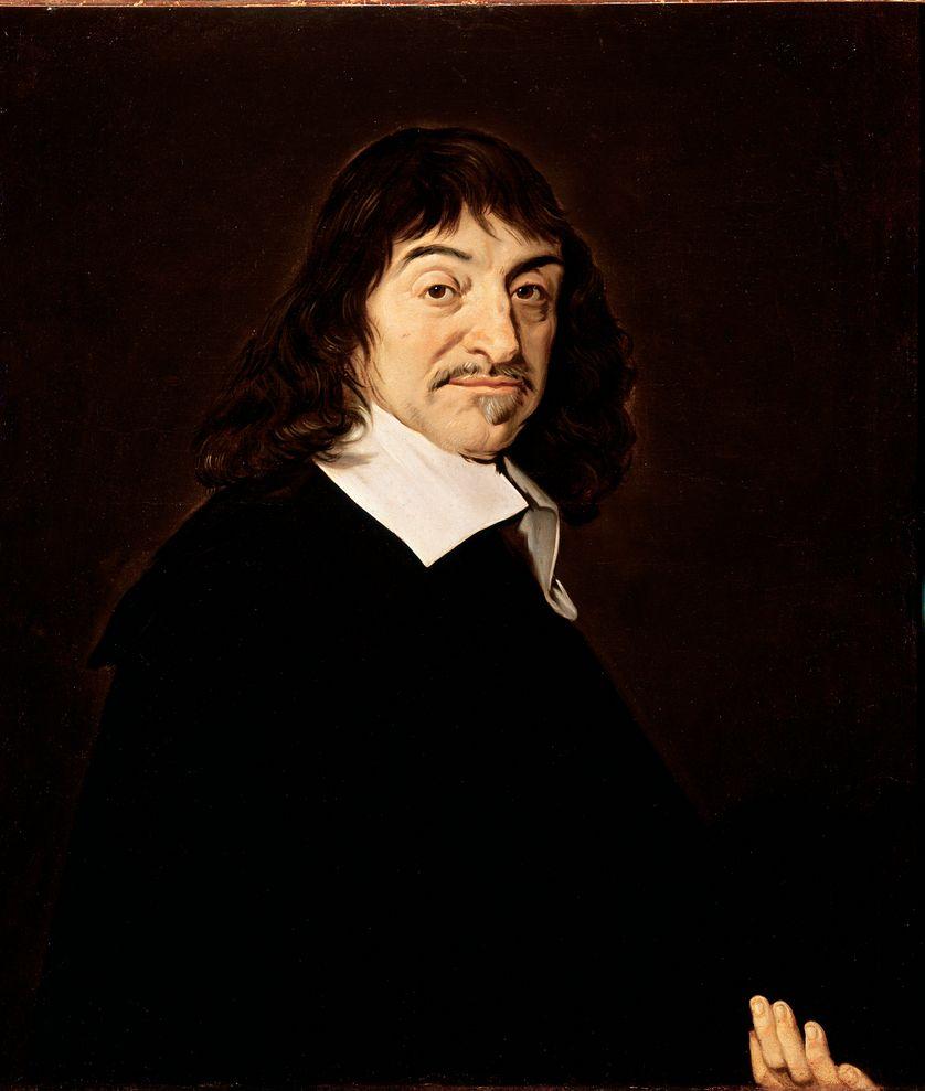 Portrait de René Descartes (1596-1650)