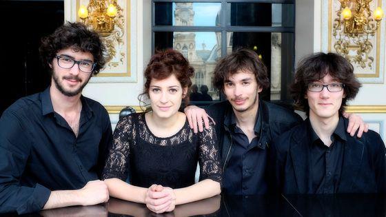 Le Quatuor Hanson (DR)