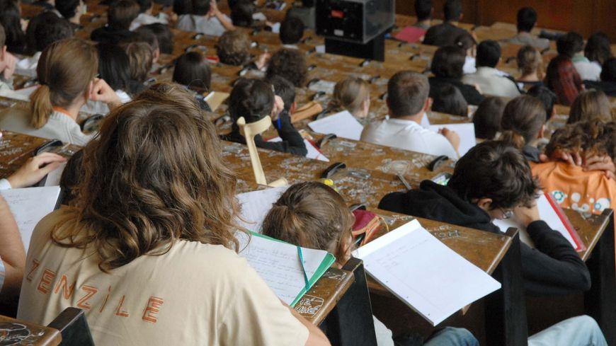 Université de Nantes, illustration