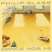 Album : Philip Glass : 5 dances CBS