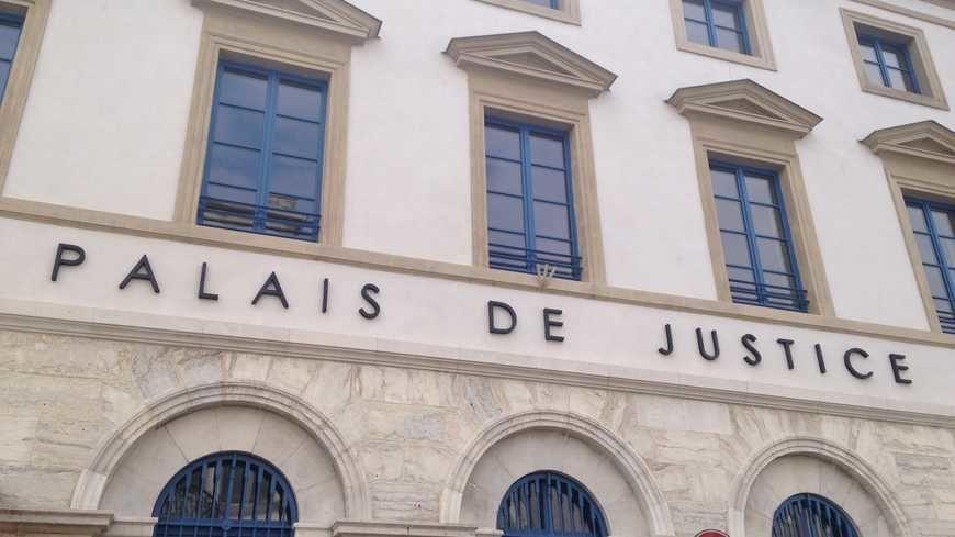 Le palais de justice de Valence.