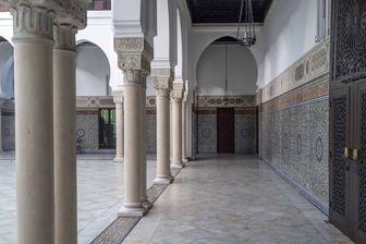 La France compte environ 2700 lieux de cultes musulmans, ici la grande mosquée de Paris.