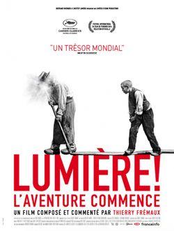 """""""Lumière! L'aventure commence"""", Thierry Frémaux"""