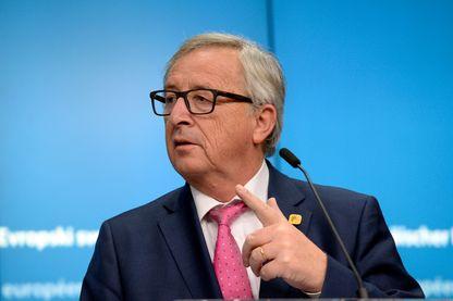 Jean-Claude Juncker, président en exercice de la commission européenne