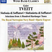 100 mélodies folkloriques de Hardanger op 151 : Suite n°2 : Mélodie n°23 : La chanson du tétras des neiges sur le glacier de Folgafodne - pour orchestre d'harmonie