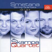 Quatuor à cordes n°1 en mi min T 116 (Z meho zivota) : Allegro vivo appassionato