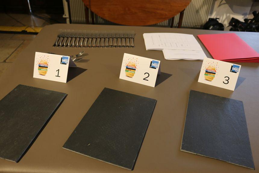 Chacun des dix candidats a cuisiné deux gratins dauphinois, le premier pour la demi-finale, le deuxième pour la finale.