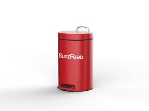 Pour Donald Trump, le site d'informations Buzzfeed est un tas d'ordures