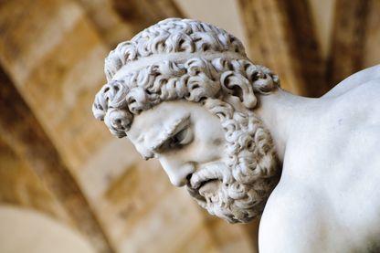 Polydamas, champion des Jeux olympiques de pancrace en -408, à la force et aux exploits tels qu'on le compara à Hercule, le demi-dieux grec légendaire