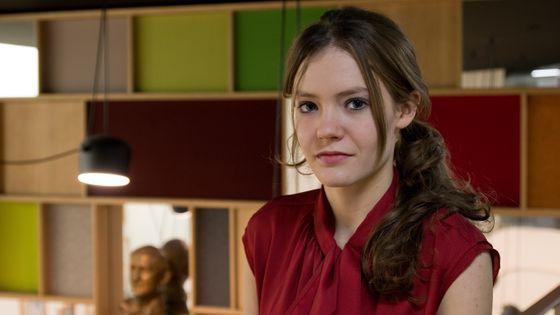 Adélaïde Ferrière, percussionniste nommée pour les Révélations des Victoires de la Musique Classique