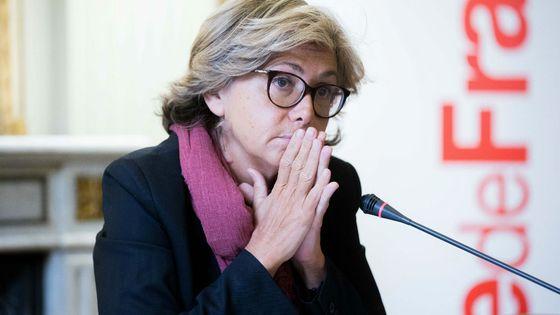 Valérie Pécresse, présidente de la Région Ile-de-France, lors de la conférence de presse de présentation du budget de la Région pour 2017