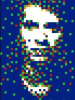 Hugo Vitrani, portrait en Rubikcubism
