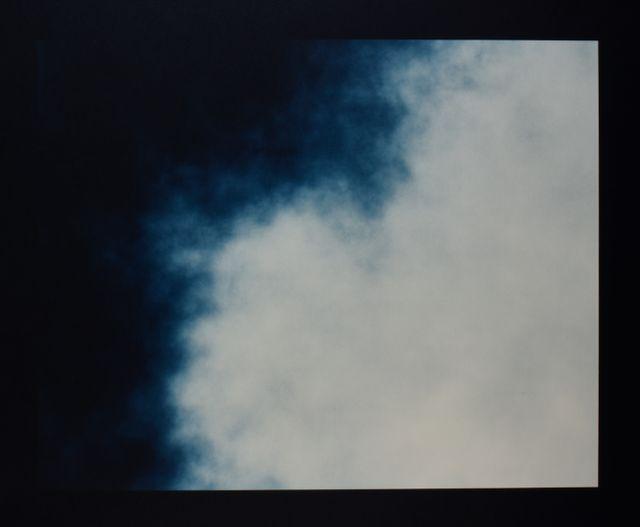 Covariance, 2015, tirages au platine-palladium cyanotypés aléa 473