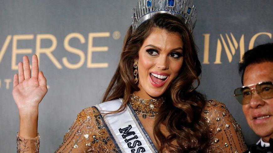 La France n'avait plus eu de miss Univers depuis 1953!