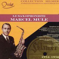 Goyescas : Intermezzo - arrangement pour saxophone et piano - Marcel Mule