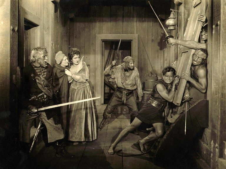 The Black Pirate, 1926