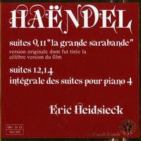 Suite nº4 en ré min hwv 437 pour piano : Sarabande « la grande »