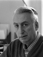 Portrait de Roland Barthes en 1978.
